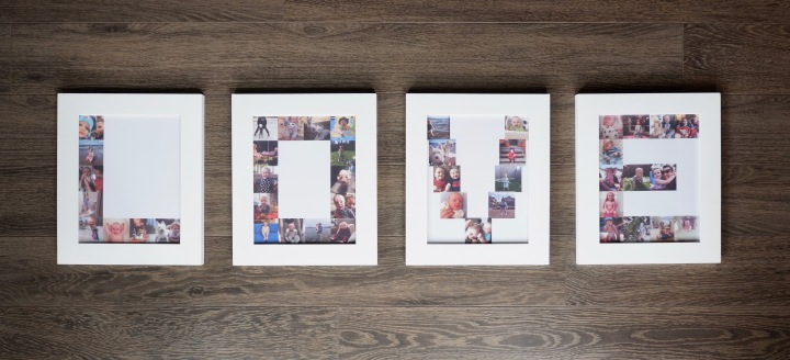 DIY: Instagram Photo Collage