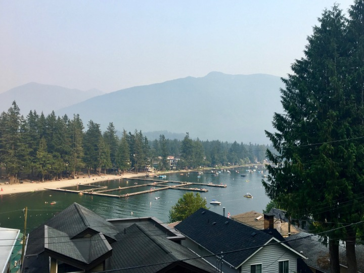 Our Weekend At CultusLake