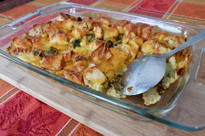 'Clean Out The Fridge' Casserole