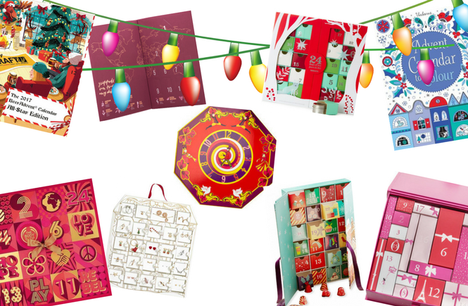 10 Advent Calendars for Mama