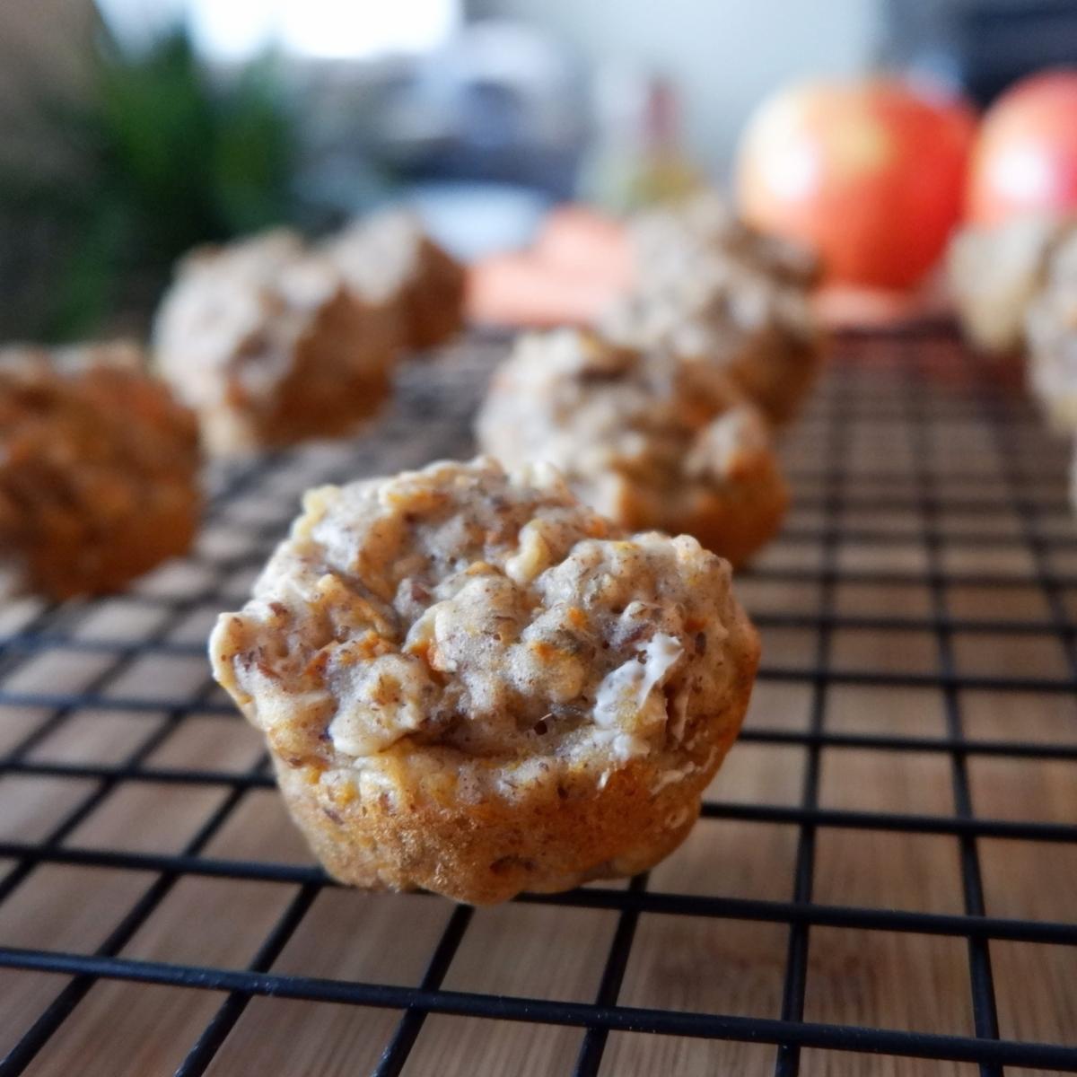 Immune Boosting Mini Muffins