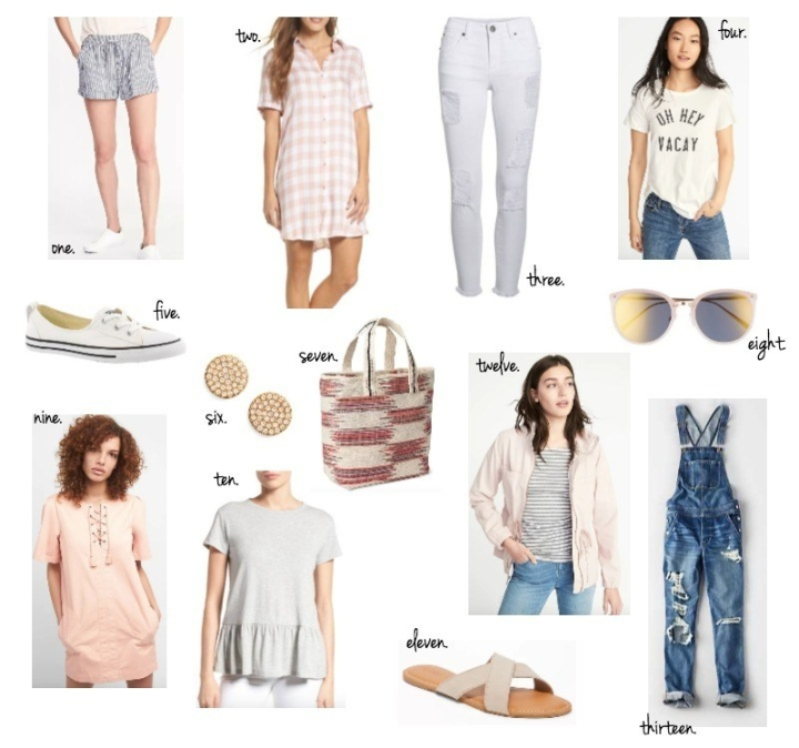 Spring Wardrobe Refresh