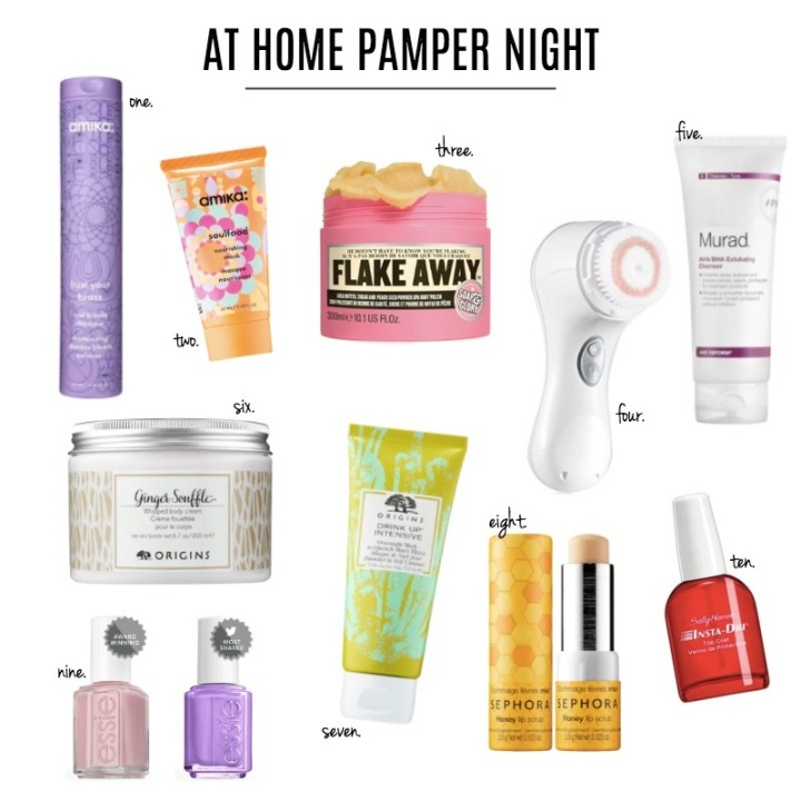 Pamper Night2