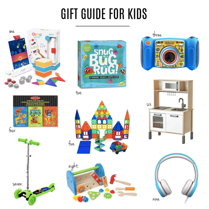 Gift Guide ForKids